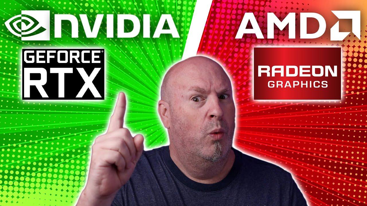 Why AMD Beat Intel, but Wont Beat NVIDIA