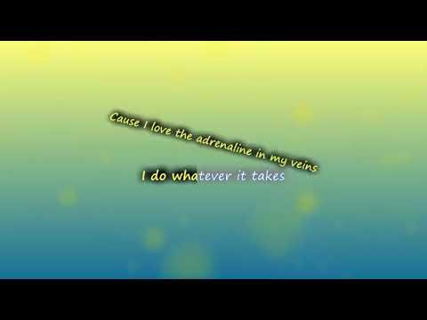 Imagine Dragons Miss Congeniality - Whatever It Takes ( lyrics )   vevo lyrics video