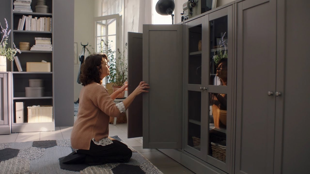 Living Room Base Cabinets
