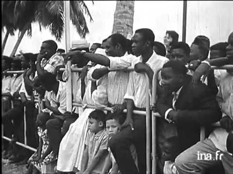 Vidéo Ina   Libreville fête un an d'indépendance gabonaise, vidéo Libreville fête un an d'indépendance gabonaise, vidéo Art et Culture Arts du spectacle   Archives vidéos Art et Culture Arts du spectacle   Ina fr
