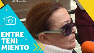 Sylvia Pasquel, feliz por el lanzamiento de Frida Sofía como cantante   Un Nuevo Día   Telemundo