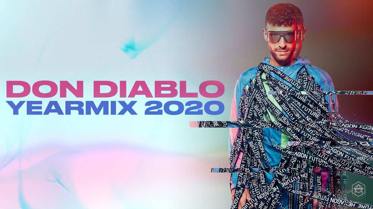 Don Diablo Year Mix 2020
