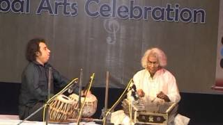 Indian Classical Instrumental Music ( Romantik Santoor Tabla Jugalbandi ) Live Concert at India