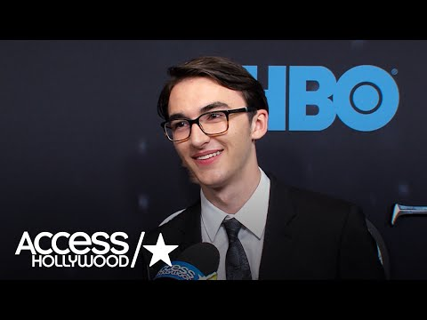 'Game Of Thrones': Isaac Hempstead Wright On Bran's S7 Mission | Access Hollywood