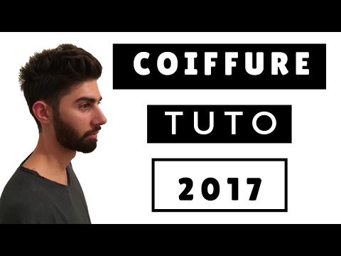 tuto coiffure homme tendances 2017 sostyle youtube. Black Bedroom Furniture Sets. Home Design Ideas