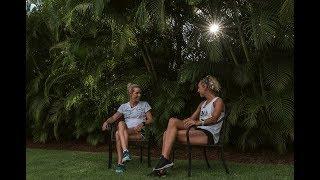 IRONMAN HAWAII 2018 - LIZ BLATCHFORD & EMMA PALLANT - ROOKIE MEETS ROUTINE