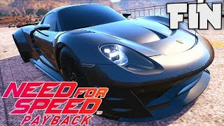 NEED FOR SPEED PAYBACK (FR) - FIN : L