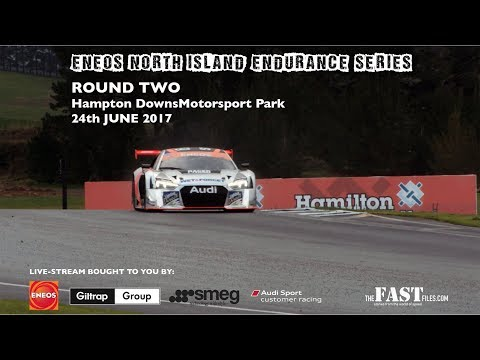 ENEOS North Island Endurance Racing Series 2017 - ROUND 2, Hampton Downs