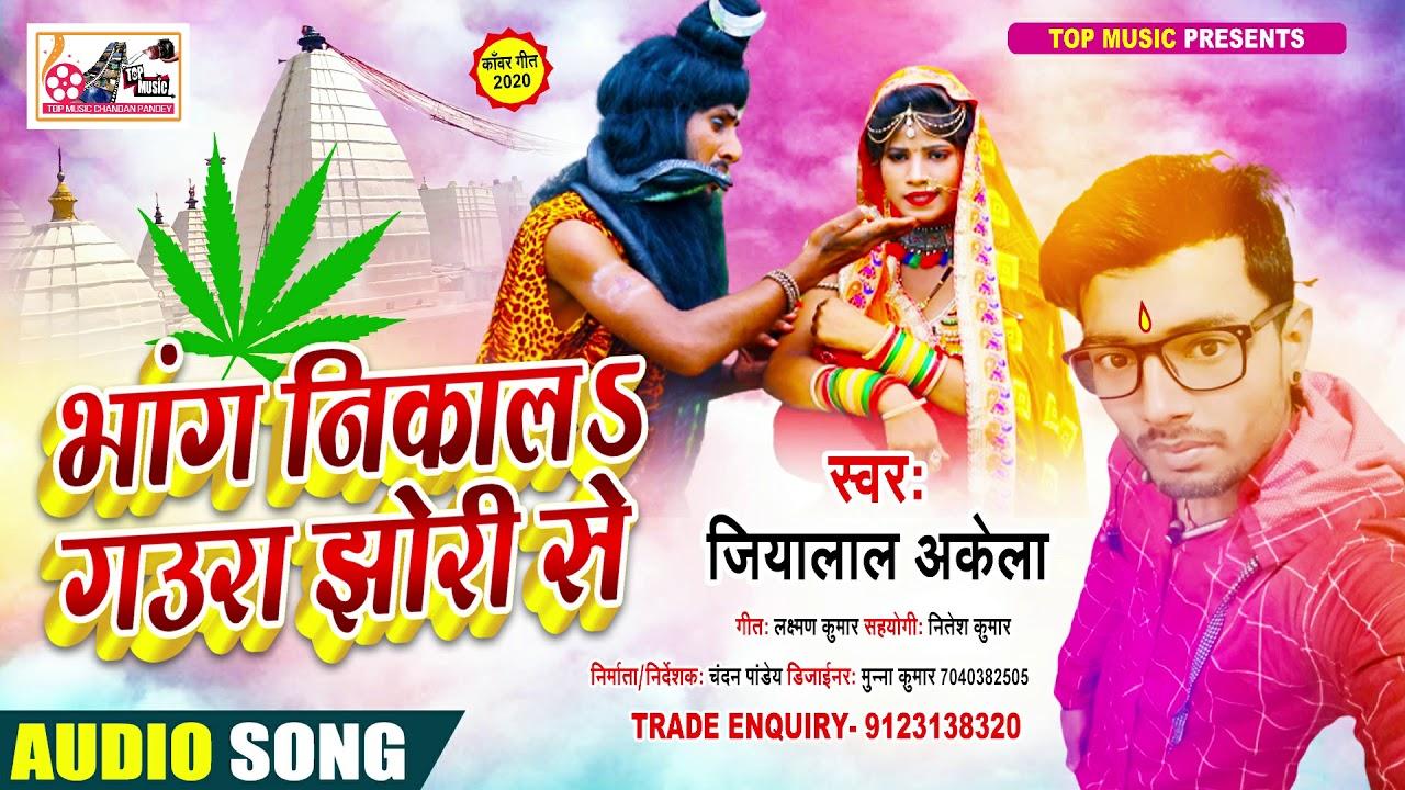 भांग निकालS गउरा झोरी से #BolBum Song 2020 - jiyalal akela #Bhojpuri Song 2020