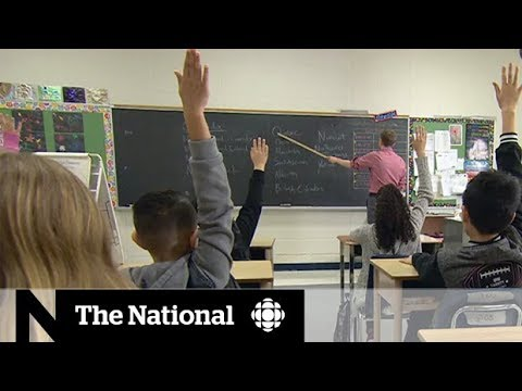Montreal struggles with teacher shortage as student populati