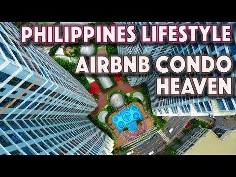 Airbnb Condo Heaven Eastwood city Metro Manila Luzon Philippines