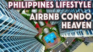 Gambar cover Airbnb Condo Heaven Eastwood City (Manila Philippines)