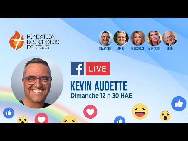 Facebook Live  – 03/10/2021 – Vous reconnaissez que c'est la volonté du Père par la paix qui vous...