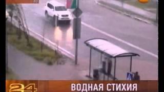 Ханты-Мансийск почувствовал себя Венецией