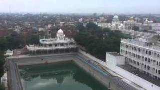 Golden Temple from 8th floor of Baba Atal Ji