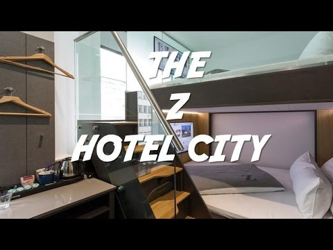 LET'S SEE WHAT'S on, THE Z HOTEL CITY, UNITED KINGDOM.