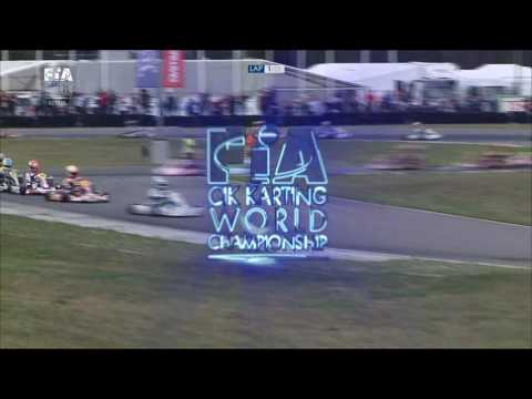 CIK FIA WORLD CHAMPIONSHIP KZ FINAL