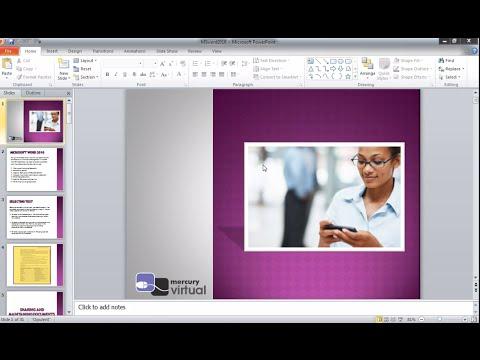 Microsoft Word Class 3