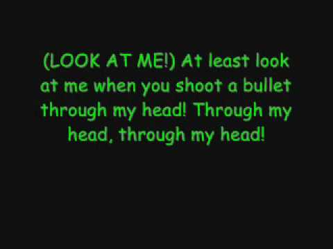 Bullets by Creed(with lyrics)
