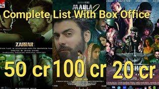 Top 6 Most Expensive Movies Of Pakistan - Highest Budget Movies - The Legend Of Maula Jatt Budget
