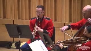 "MOZART Clarinet Quintet, K. 581: Mvt. 4, Allegretto con variazioni - ""The President"