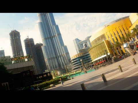 Metro@Rashidiya#Dubai Mall#Water Dance#Aquarium,Water Falls#Burj Khalifa#Unboxing Gopro@🍟Oasis mall