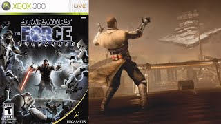 Star Wars: The Force Unleashed [13] Xbox 360 Longplay
