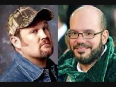 David Cross  An Open Letter to Larry the Cable Guy 1 of 2