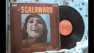 BE HAPPY  THE SCALAWAGS