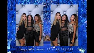 PHOto Mirror Booth @ Sweet 16 | Fort Myers Event Center