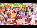 Moanas Garden Party - Princess Disney Games - Garden Party Games