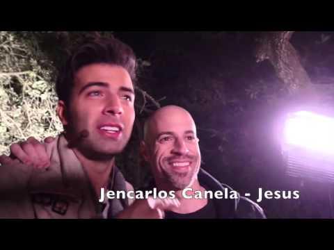 On Tyler Perry's 'The Passion' set 'Jesus' bombs 'Judas'