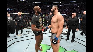 UFC 247: Entrevista no Octógono com Jon Jones e Dominick Reyes