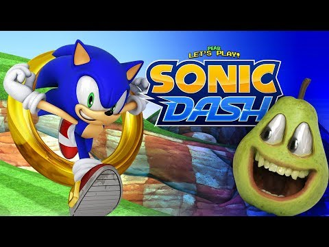 Sonic Dash!! (Pear Plays)