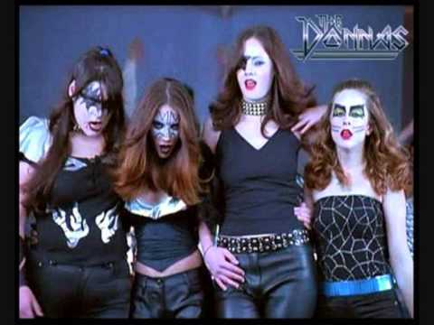 The Donnas - Strutter - YouTube