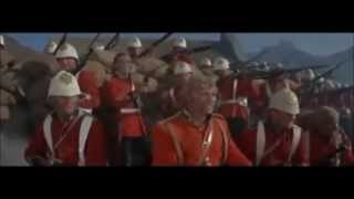 ZULU - Final battle scene, 3 LINES OF FIRE, Rorke