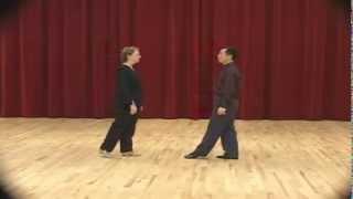 Beginner Cha Cha - The Basic Step Ballroom Dance Lesson