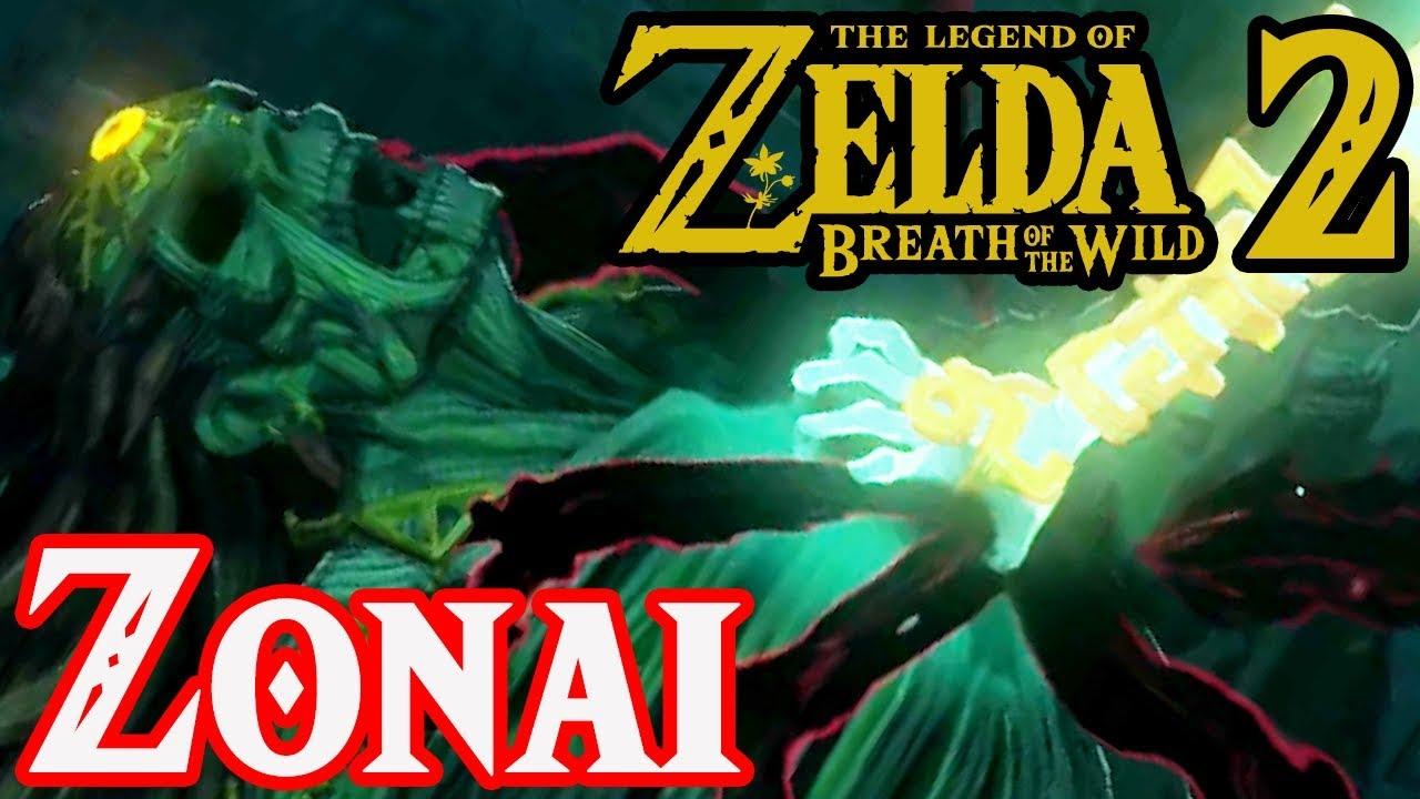 Ganondorf And The Zonai Mystery Breath Of The Wild 2 Theory Ft Nintendoblackcrisis