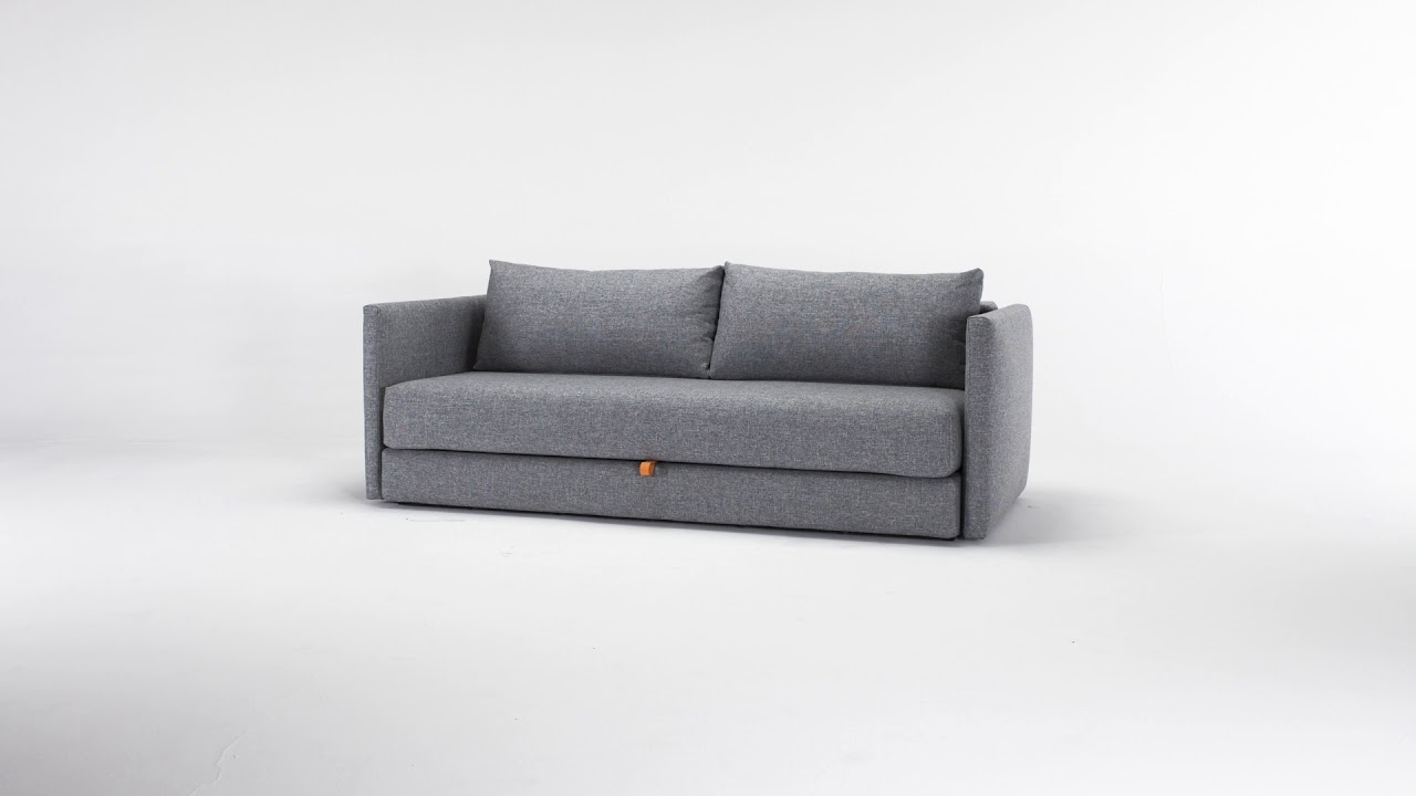 Oswald sofa bed youtube for Edit 03 sofa