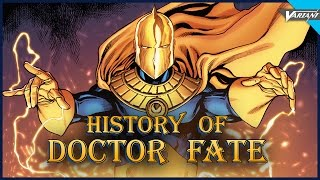 History Of Doctor Fate!