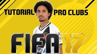 Fifa 17 - tutorial face i douglas luiz (vasco) [pro clubs]