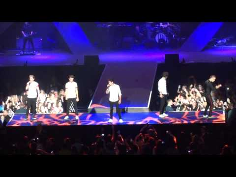 One Direction - Gotta Be You - Madison Square Garden