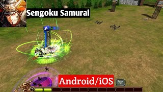 Sengoku Samurai - Android/iOS Gameplay