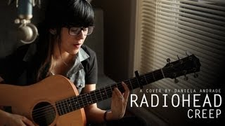 radiohead creep cover by daniela andrade