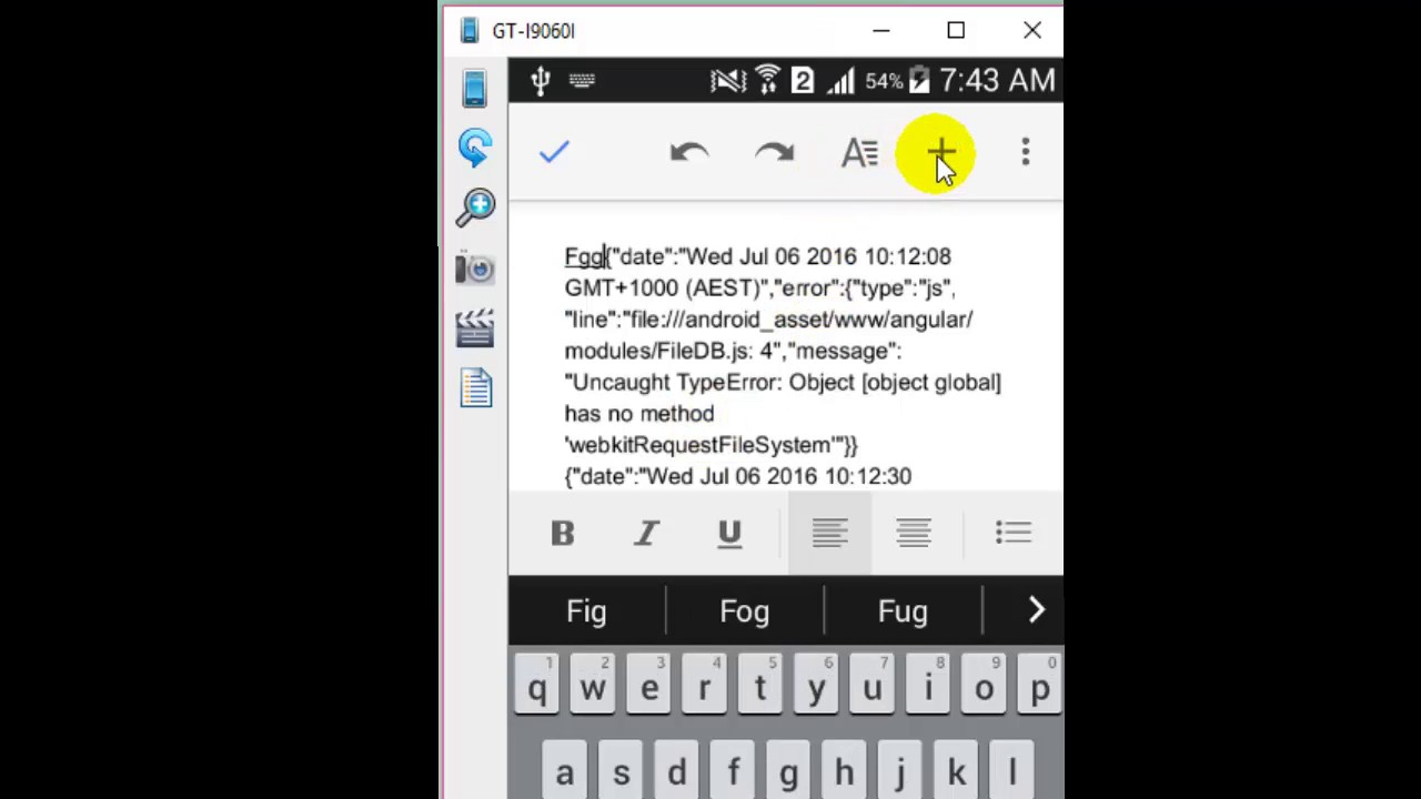 download wordpad for android phone