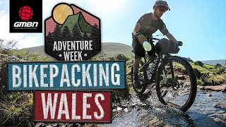 Neil & Blakes Bike Packing Weekend | A Welsh Epic Ride