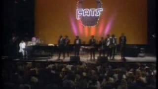 Fats Domino - Hello Josephine (live appearance)