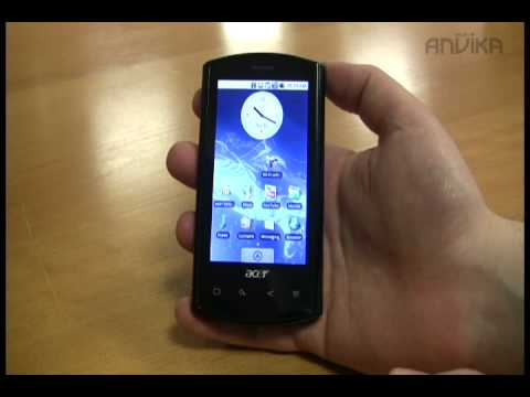 Acer Liquid Android Phone