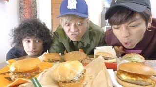 本場に住んでたから教える日本のハンバーガーランキング! こんばんは、...