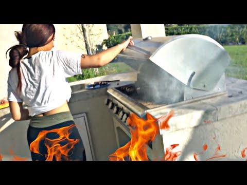OUR HOUSE ALMOST BURNED DOWN!! | COOKING WITH THE PRINCE FAMILY (PART 28)